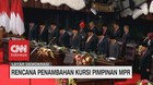VIDEO: Bau 'Amis' Rencana Penambahan Kursi Pimpinan MPR