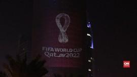VIDEO: Qatar Rilis Logo Piala Dunia 2022