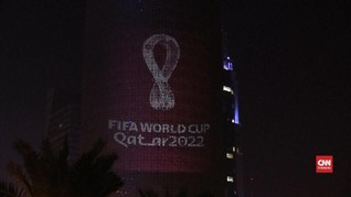VIDEO: Qatar Rilis Logo Piala Dunia 2022