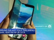 Samsung Garap Proyek Ponsel Lipat Murah
