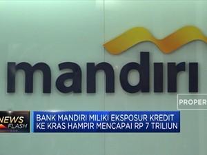 Bank Mandiri Bantu Penyehatan Krakatau Steel