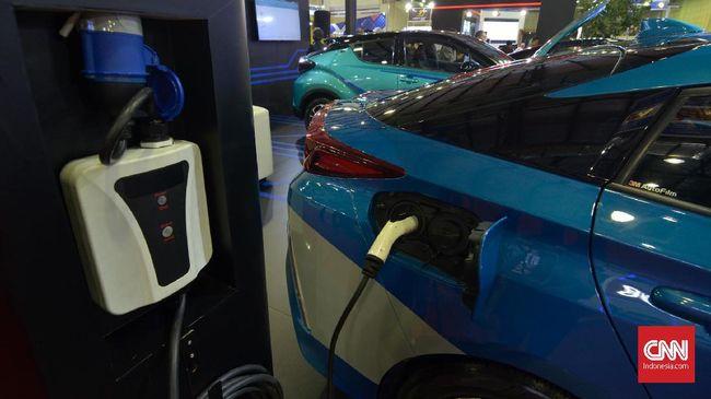 Pengusaha Indonesia Tunggu Insentif Kendaraan Listrik