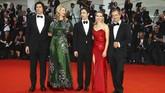 Venice Film Festival 2019 yang berlangsung 29 Agustus sampai 7 September mendatang jadi momen para bintang merayakan festival film tertua di dunia itu. (Joel C Ryan/Invision/AP)