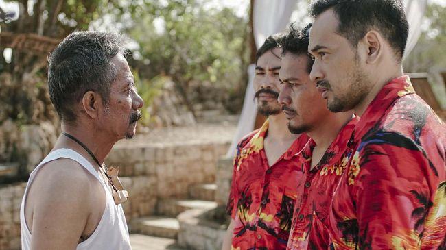 Film 'Tak Ada yang Gila di Kota Ini' Tayang di Festival Busan