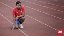 Wabah Virus Corona, Lalu Zohri Batal Tampil di Kejuaraan Asia