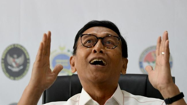 Wiranto soal Penembakan Mahasiswa: Tidak Direncanakan