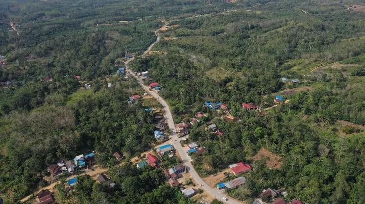 Konflik sosial terjadi di calon ibu kota baru RI tepatnya di Kabupaten Penajam Paser Utara, Kalimantan Timur