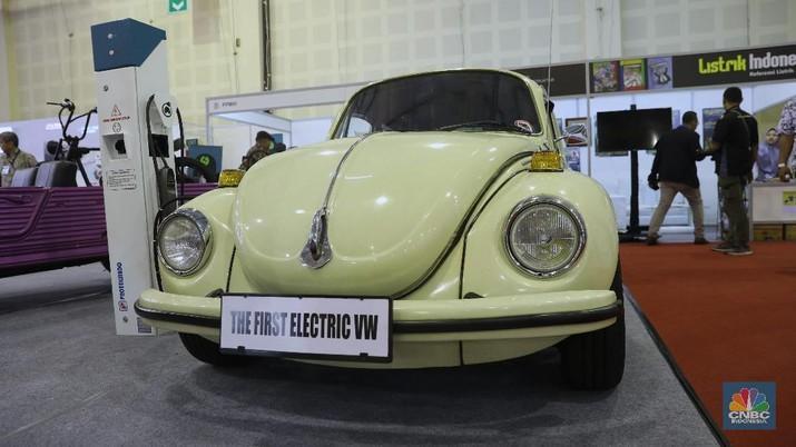 Volkswagen resmi mengakhiri produksi VW Kodok yang sempat mengaspal 7 dekade.