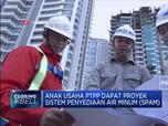 PP Siap Garap Proyek Sistem Penyediaan Air Minum Di Pekanbaru