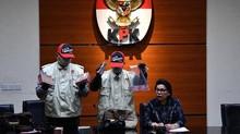 OTT Direksi Perum Perindo, KPK Sita Uang Rp400 Juta
