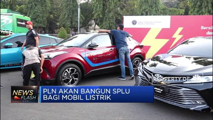 Menko Maritim Luhut Pandjaitan mengatakan untuk proyek SPLU Listrik akan digarap bersama-sama oleh Grab, PLN, dan BPPT