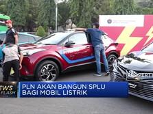 Grab, PLN, BPPT, Keroyokan Garap SPLU Mobil Listrik di RI