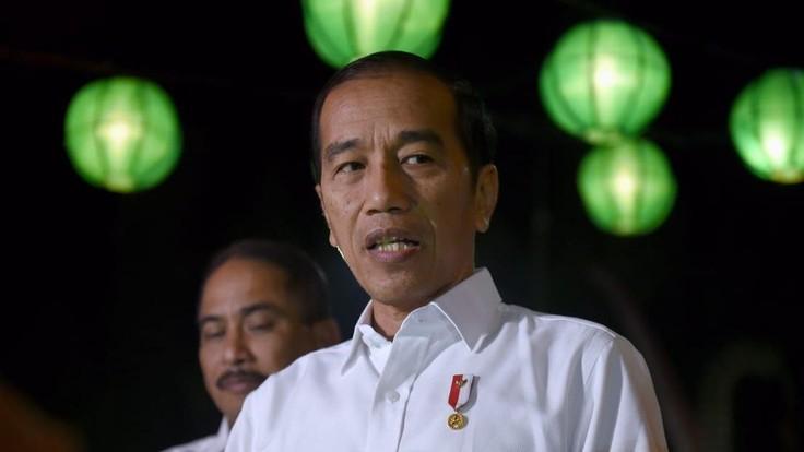 Presiden Joko Widodo (Jokowi). (BPMI Setpres/Muchlis Jr)