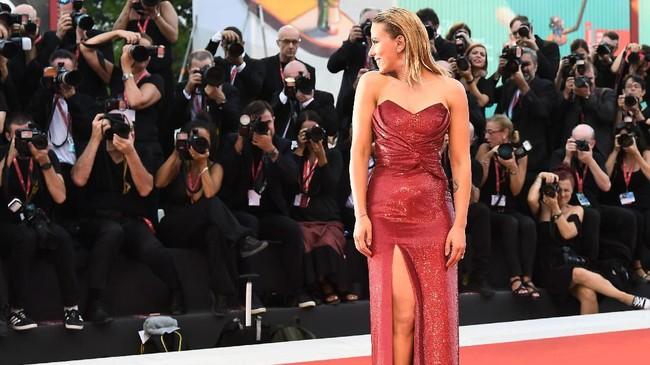 Tahun ini merupakan perayaan ke-76 Venice Film Festival dan dibuka dengan film The Truth karya Hirokazu Koreeda. (Vincenzo PINTO / AFP)