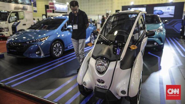 Toyota Indonesia Produksi Mobil Hybrid Mulai 2022