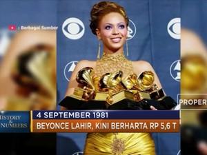 Perjalanan Karir Diva Dunia, Beyonce
