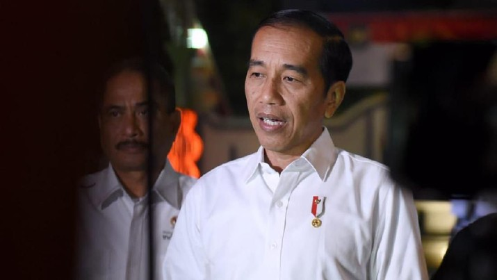 Presiden Joko Widodo (Jokowi) tak mampu menyembunyikan kekecewaannya terhadap persoalan klasik