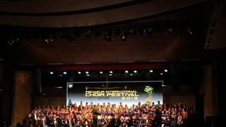 BPK Penabur Gelar International Choir Festival