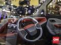 FOTO: Pameran Kendaraan Listrik Perdana di Indonesia