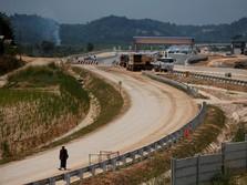 Jokowi Ogah Ibu Kota Baru Sepi Bak 'Kota Hantu'