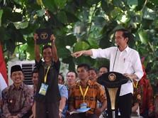 DPR Bakal  Revisi UU KPK, Jokowi: Saya Belum Tahu Isinya