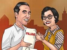Jokowi, Sri Mulyani, & Rancangan Ciamik Omnibus Law Pajak