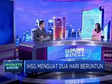 Bursa Asia Menguat, IHSG Ikut Naik 0,59%
