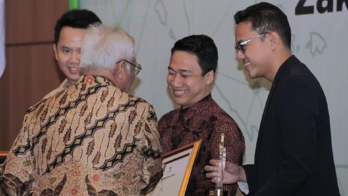 Dorong Donasi Digital, GoPay Raih Penghargaan BAZNAS