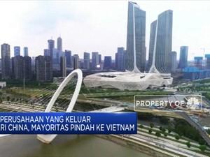 Presiden Jokowi Kecewa China Pilih Hijrah ke Vietnam