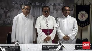 Keuskupan Agung Jakarta Minta Umat Tak Panik Akibat Corona