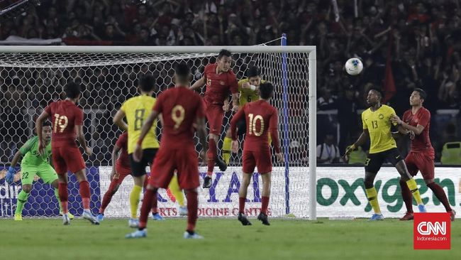 Prediksi Malaysia vs Indonesia di Kualifikasi Piala Dunia