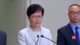 VIDEO: Cabut RUU Ekstradisi, Pemimpin Hong Kong Tetap Dicibir