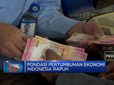 Rapuhnya Pondasi Pertumbuhan Ekonomi Indonesia
