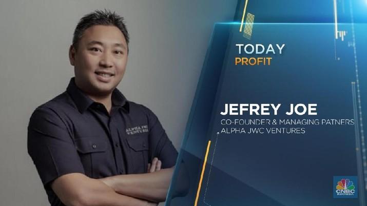 Live! Investor Ungkap Suntikan Rp 71 M ke Startup Anak Jokowi