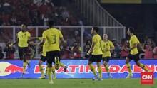 Dua Pembobol Gawang Timnas Indonesia Kembali Perkuat Malaysia