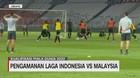 VIDEO: Pengamanan di Laga Timnas Indonesia Vs Malaysia