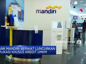 Bank Mandiri akan Luncurkan Aplikasi Online UMKM