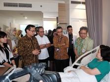 Direksi BPJSTK Terjun Langsung Kunjungi Korban Kecelakaan