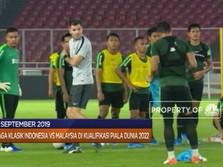 Kesiapan Timnas Indonesia Hadapi Malaysia