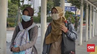 WHO Dukung Pakai Masker hingga Wapres Ekuador Minta Maaf