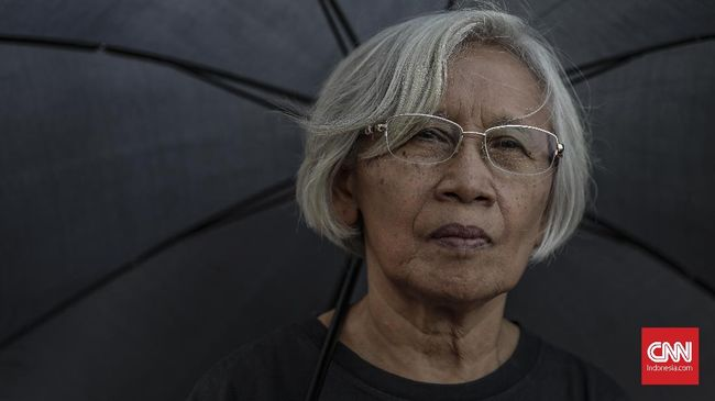 Ibu Korban Tragedi Semanggi 1998: Semoga Jokowi Tidak Diculik