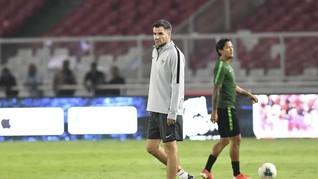 Malaysia vs Indonesia, Simon Hadir di Kuala Lumpur