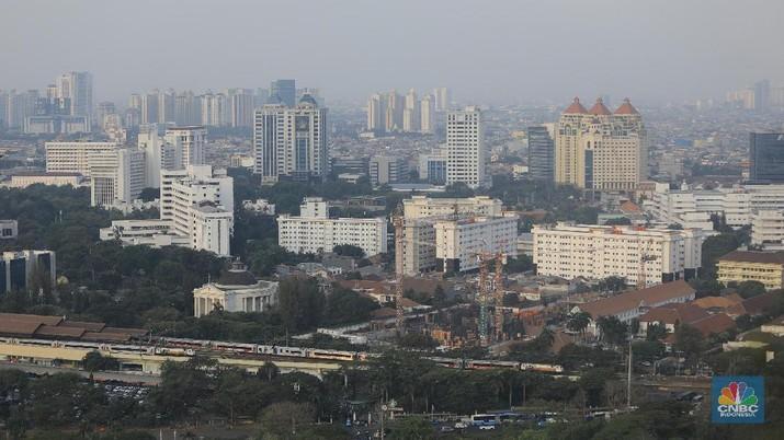 Pengusaha di Jakarta mengklaim perkantoran di Jakarta mayoritas sudah menerapkan WFH.