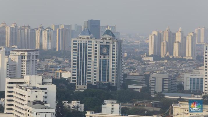 Kementerian Keuangan (CNBC Indonesia/ Andrean Kristianto)