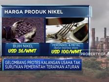 Indonesia Tutup Kran Ekspor Nikel