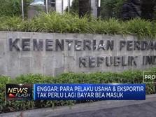 Tiga Perjanjian Perdagangan Bebas Ditargetkan Rampung di 2019