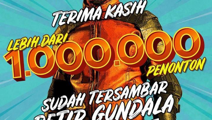 Ini deretan film Indonesia yang berhasil raup jutaan penonton di 2019