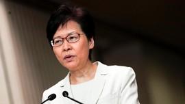 Redam Demo, Pemimpin Hong Kong Gelar Dialog Warga Pekan Depan