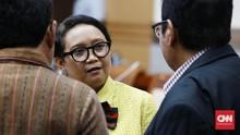 Menlu Tolak Komentari Kabar Pencekalan Rizieq Shihab