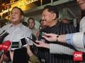 Prabowo Akui Diskusikan soal Papua dengan Hendropriyono